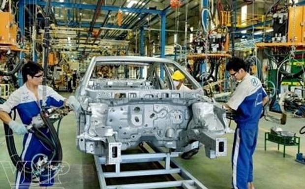L'industrie automobile vietnamienne continue de seduire les investisseurs etrangers hinh anh 1