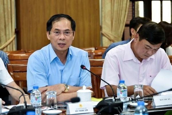 Acceleration des preparatifs pour le Forum economique mondial sur l'ASEAN 2018 hinh anh 1