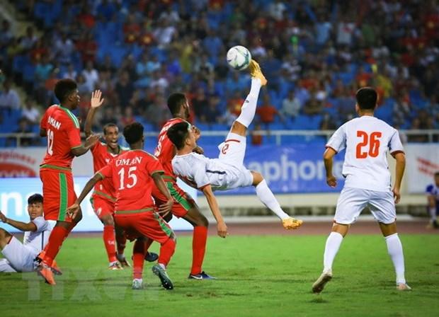 Le Vietnam bientot champion du Tournoi international Vinaphone U23 hinh anh 1