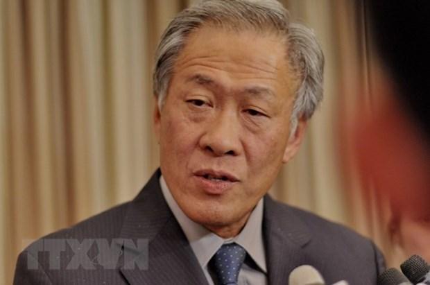 L'ASEAN et la Chine exhortees a conclure rapidement le COC hinh anh 1