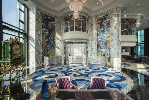 The Reverie Saigon dans le Top 10 des hotels de luxe en Asie hinh anh 1