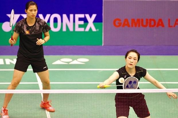 Badminton : ouverture du Tournoi international Yonex - Sunrise Vietnam Open 2018 hinh anh 1