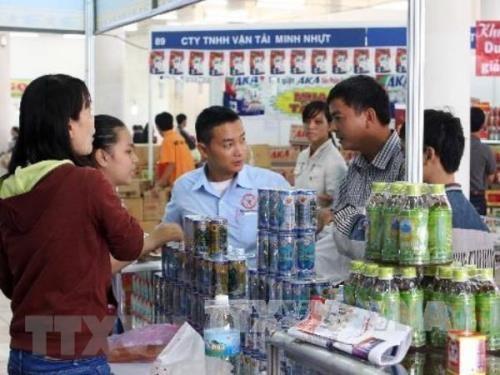 Ouverture d'un salon international sur l'alimention et les boissons a Ho Chi Minh-Ville hinh anh 1