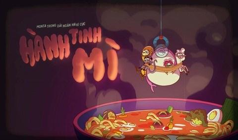 Un nouveau vent pour l'animation vietnamienne hinh anh 1