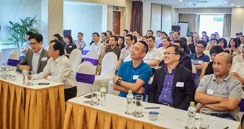 Scientifiques et experts vietnamiens en seance de reseautage hinh anh 1