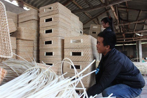Vinh Phuc: vers le developpement des villages de metiers traditionnels hinh anh 2