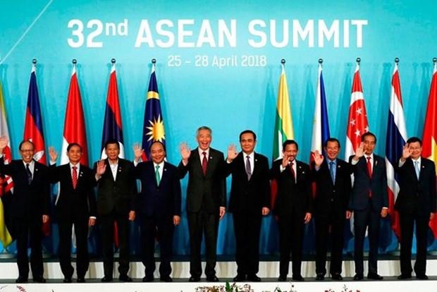 Le president birman appelle a des efforts dans l'edification de la communaute de l'ASEAN hinh anh 1