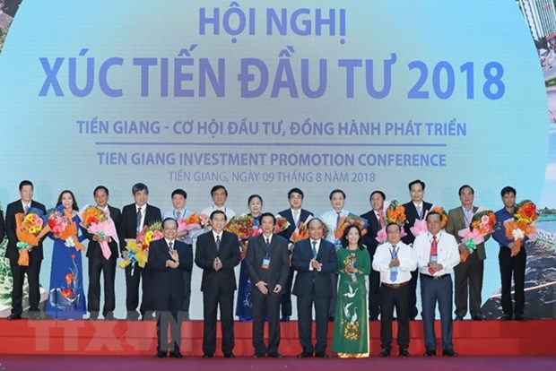 Conference de promotion des investissements a Tien Giang hinh anh 1