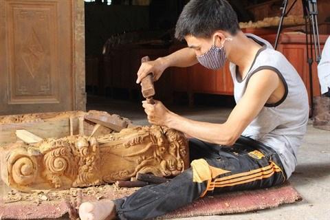 Vinh Phuc: vers le developpement des villages de metiers traditionnels hinh anh 1