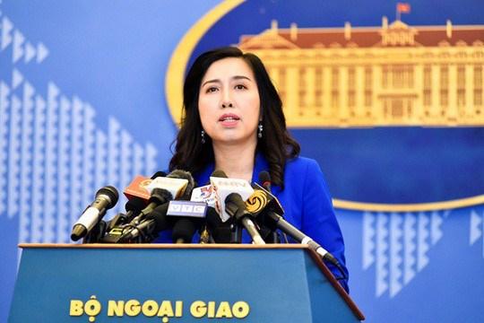 La Chine doit respecter la souverainete du Vietnam sur les deux archipels de Hoang Sa et Truong Sa hinh anh 1