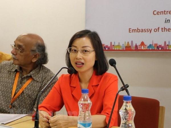 Vietnam-Inde : conference de jeunes chercheurs a New Delhi hinh anh 2