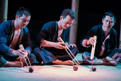 """""""The Bamboo Talk"""": quand les bambous rencontrent la musique experimentale hinh anh 1"""