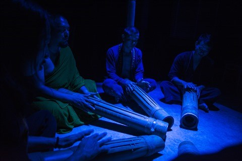 """""""The Bamboo Talk"""": quand les bambous rencontrent la musique experimentale hinh anh 2"""