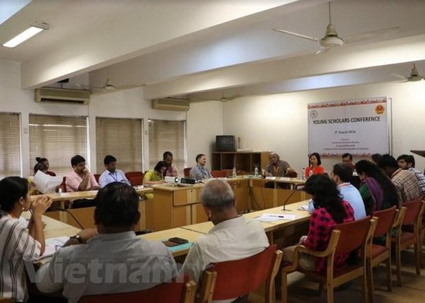 Vietnam-Inde : conference de jeunes chercheurs a New Delhi hinh anh 1