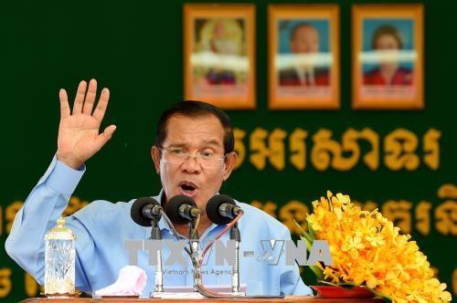 Le Cambodge salue les relations durables avec le Vietnam hinh anh 1