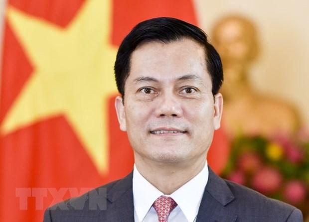 Le partenariat integral Vietnam – Etats-Unis s'approfondit hinh anh 1