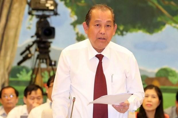Realiser les politiques pour les ethnies minoritaires, tache majeure de tout le systeme politique hinh anh 1