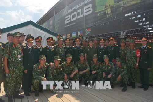 Le Vietnam laisse une bonne impression aux Jeux militaires internationaux 2018 hinh anh 1