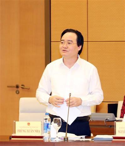 Politiques, formation emploi des minorites ethniques au menu des legislateurs hinh anh 2