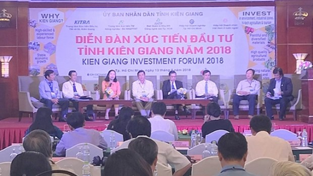 Kien Giang appelle les investissements pour 64 projets hinh anh 1