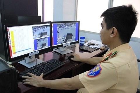 Da Nang : reduction des infractions routieres grace aux 1.800 cameras de surveillance hinh anh 1