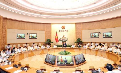 Le gouvernement persiste pour atteindre les objectifs fixes pour 2018 hinh anh 1