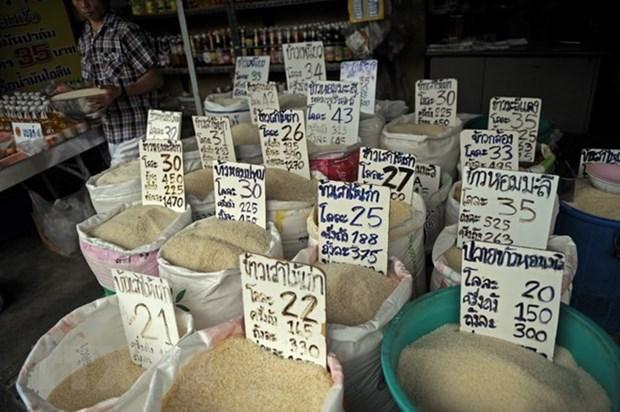 La Thailande devrait exporter 11 millions de tonnes de riz cette annee hinh anh 1