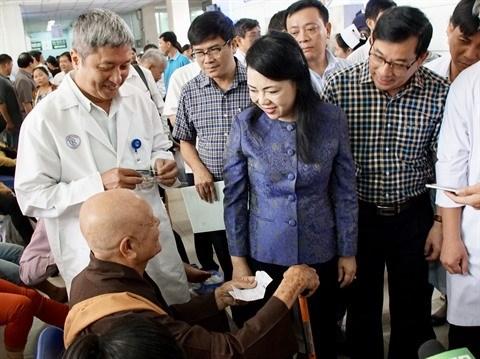 Reduction du temps d'attente des patients, une exigence ministerielle hinh anh 1