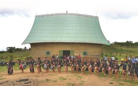 Deux hauts lieux touristiques de l'ethnie Bahnar a Gia Lai hinh anh 1