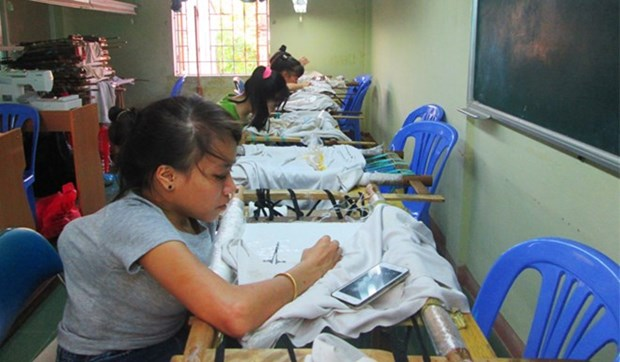 Un projet finance par l'USAID aide les personnes handicapees a Thua Thien-Hue hinh anh 1