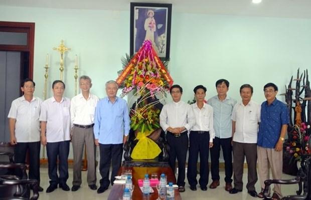 Le pelerinage de La Vang 2018 a Quang Tri hinh anh 1