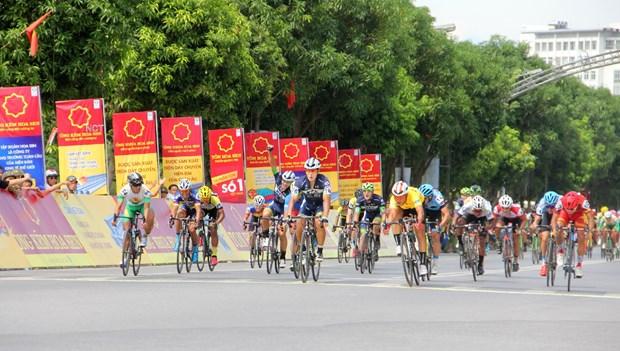La 3e edition de la course internationale de cyclisme VTV – Coupe Ton Hoa Sen hinh anh 1