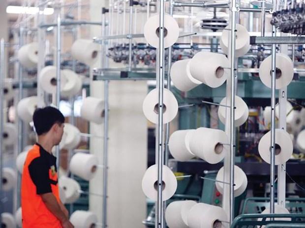 Textile/maroquinerie: hausse des investissements etrangers dans les matieres premieres hinh anh 1