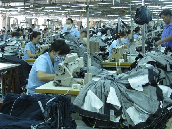 Textile-habillement: le Vietnam, 2e fournisseur en R. de Coree hinh anh 1