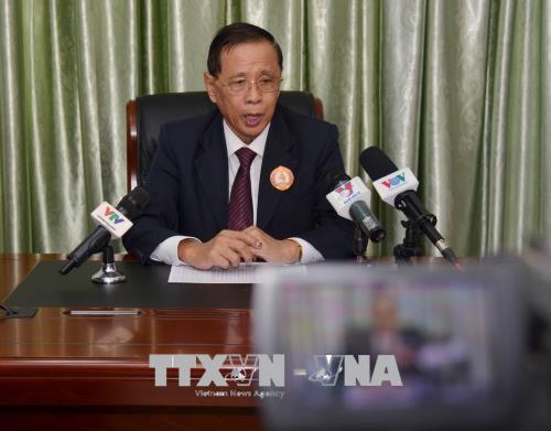 Le nouveau gouvernement du Cambodge apprecie les relations avec le Vietnam hinh anh 1