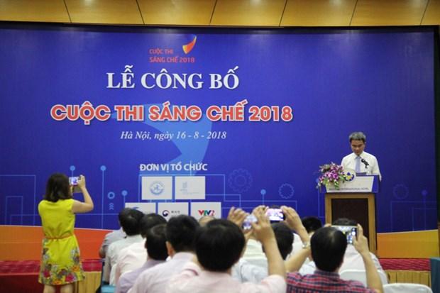 Lancement du concours de l'invention 2018 hinh anh 1