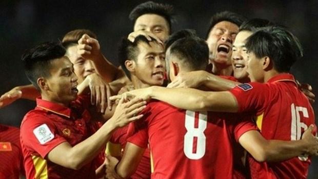 Le Vietnam gagne pres de 900 points dans le classement FIFA hinh anh 1