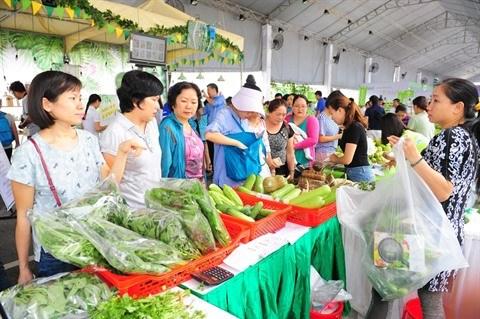 Ho Chi Minh-Ville: 3e festival vert a Phu My Hung 2018 hinh anh 1