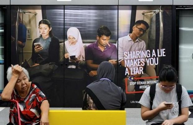 Le parlement malaisien abroge la loi contre les fausses nouvelles hinh anh 1