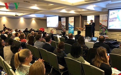 Promotion du tourisme vietnamien en Australie et en Nouvelle-Zelande hinh anh 1