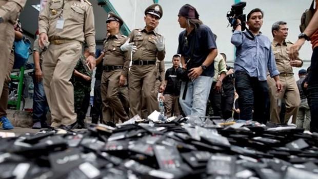 La Thailande interdira les importations de dechets dangereux hinh anh 1