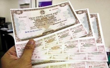 Obligation gouvernementales: 3.910 milliards de dongs mobilises hinh anh 1
