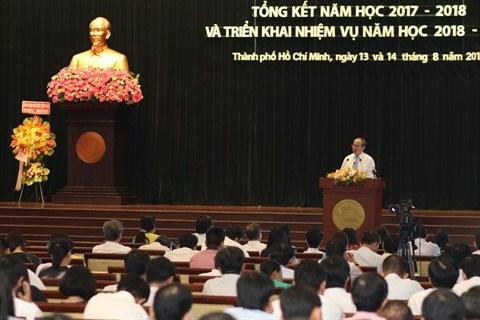Ho Chi Minh-Ville envisage de supprimer les frais de scolarite pour les collegiens en 2019 hinh anh 1