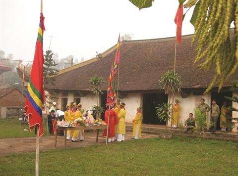Bac Giang: Tan Yen ameliore la preservation des sites historiques hinh anh 1