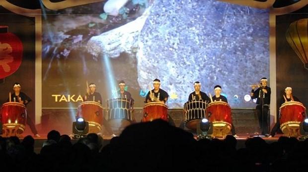 Ouverture des journees de la culture japonaise a Quang Nam hinh anh 1