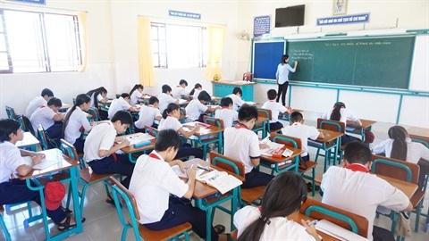 Ho Chi Minh-Ville envisage de supprimer les frais de scolarite pour les collegiens en 2019 hinh anh 2