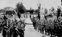 Projection des films en l'honneur du 73e anniversaire de la Revolution d'aout et de la fete national hinh anh 1