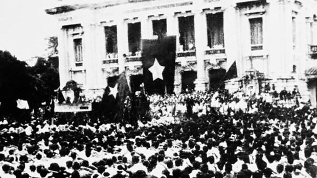 L'esprit de la Revolution d'Aout brille a jamais ! hinh anh 1