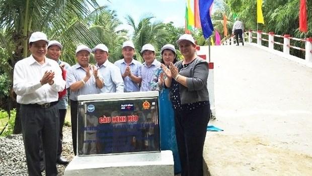L'Australie demarre son programme d'assistance directe pour 2018-2019 au Vietnam hinh anh 1