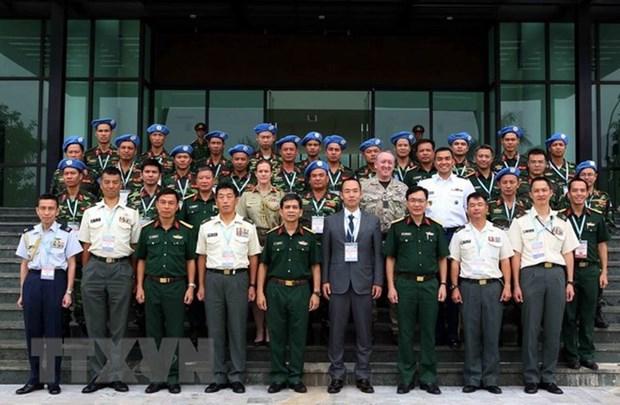 Vietnam et Japon partagent des experiences en matiere du maintien de la paix de l'ONU hinh anh 1